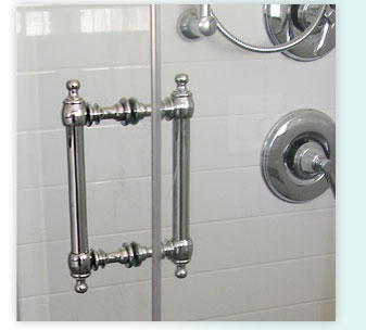 Glass Showers & Custom Glass Projects