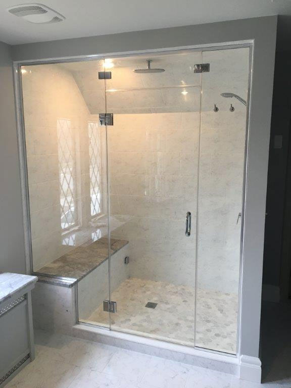 Advance Glass Custom Shower Bath Glass Glass Showers Custom