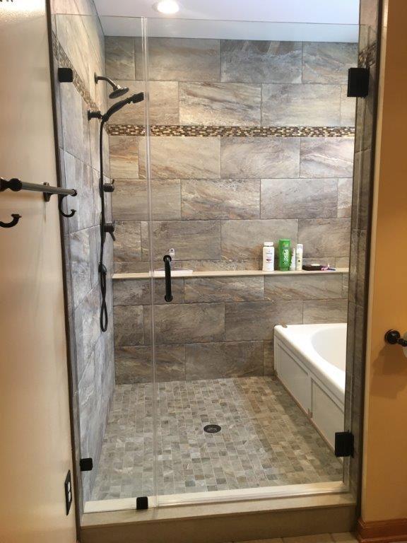 Advance Glass Custom Shower Bath Glass Glass Showers Custom