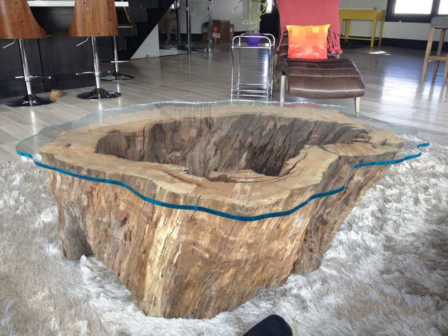 Marvelous ... Custom Glass Table Top